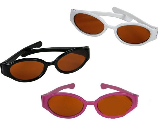 Cool sunglasses for 18 inch dolls - Copy