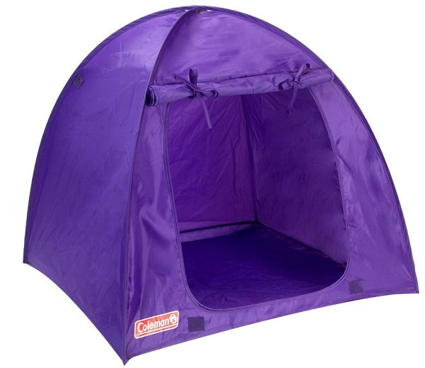 american girl doll purple tent 26.00