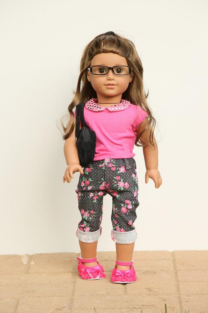 DIY American Girl Doll Luggage Craft • American Girl Ideas.