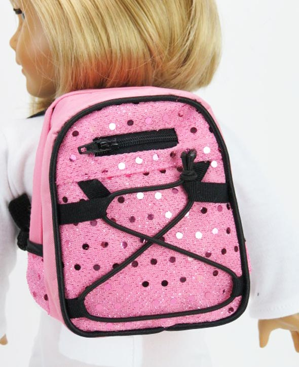American Girl Doll Backpack New