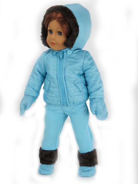 buy best best authentic choose authentic Winter Snow and Ski outfit for American Girl Doll