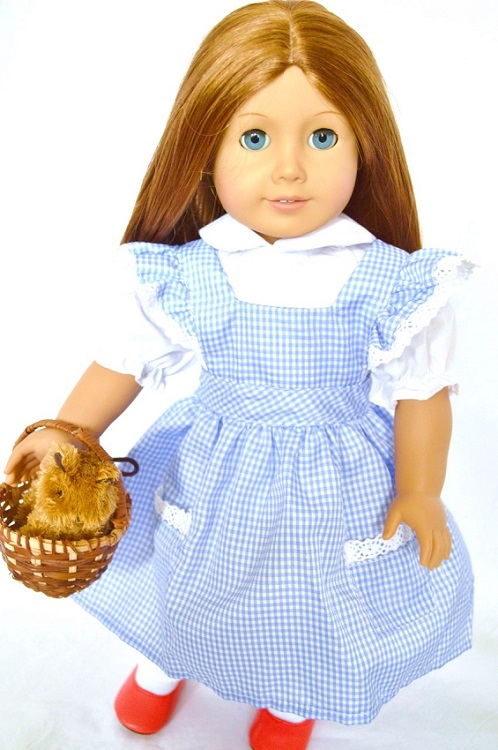18 Inch Doll Dorothy Outfit -Wizard of Oz  sc 1 st  The Doll Boutique & Gowns u0026 Dresses Archives - The Doll Boutique