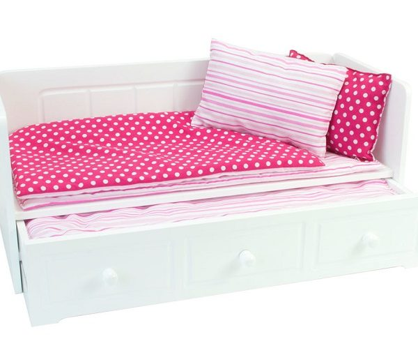 Laurent Doll 18 Inch Doll Triple Stacked Beds The Doll