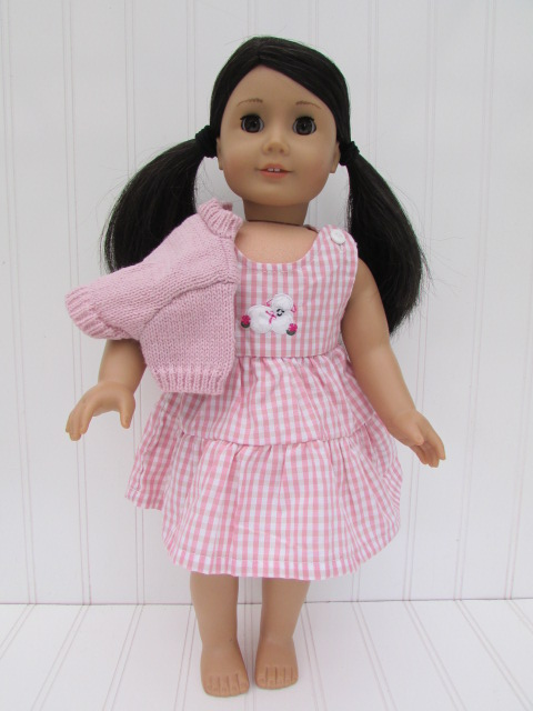 pink-plaid-sundress-and-sweater-to-fit-18-inch-dolls
