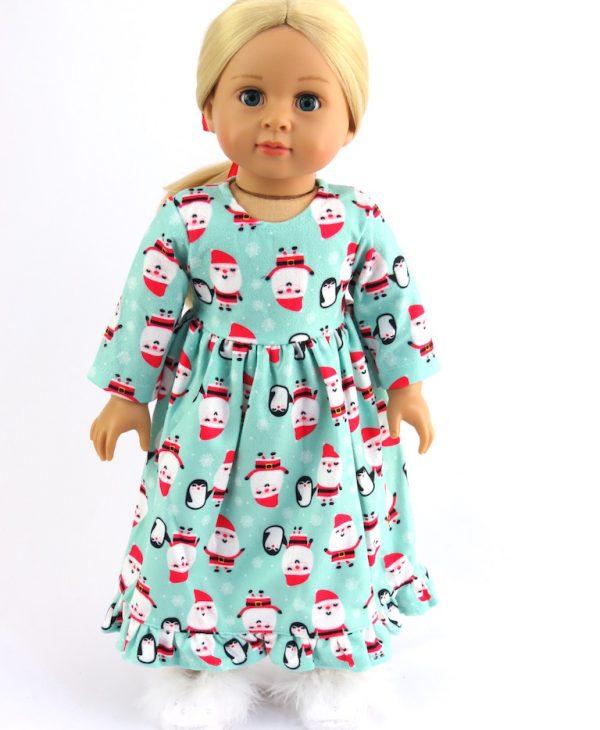 santa-nightgown-for-18-inch-american-girl-dolls