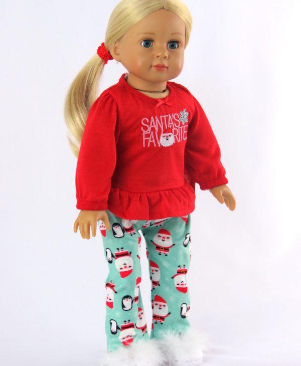 santa-pajamas-for-18-inch-american-girl-dolls