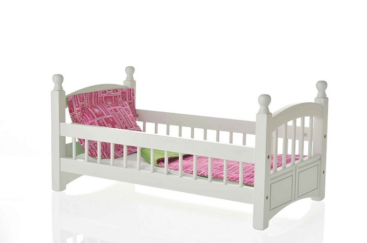 Laurent Doll 18 Inch Doll Windsor Style Bed The Doll