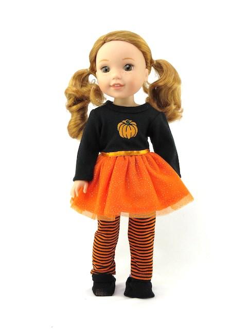 Welie Wisher Doll Leggins-Sweater-Hat