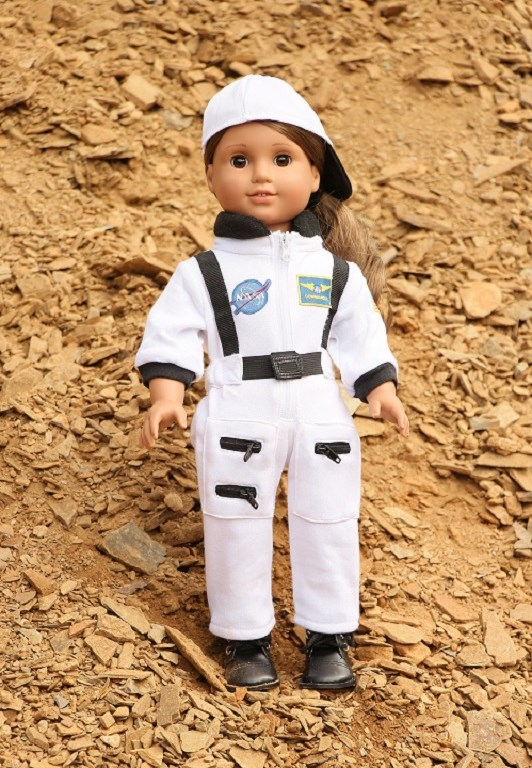 18 Inch American Girl Doll Luciana Inspired Astronaut