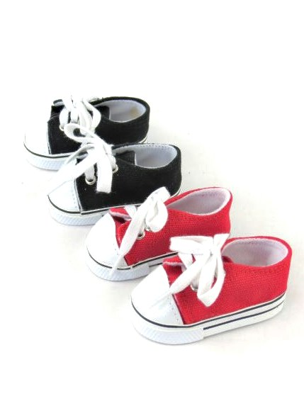 18 Inch Doll Canvas Sneakers 1