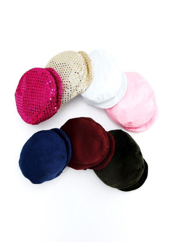 18 Inch Doll Newsboy Style Hats