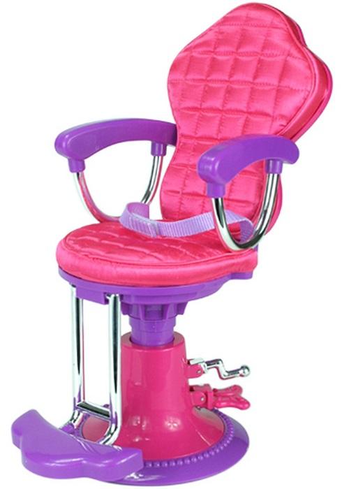 18 Doll Hot Pink Salon Chair