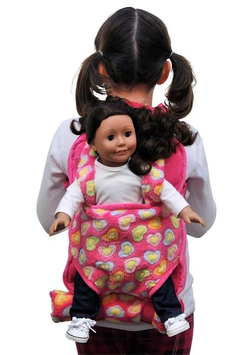 Pink Doll Carrier Backpack Sleeping Bag
